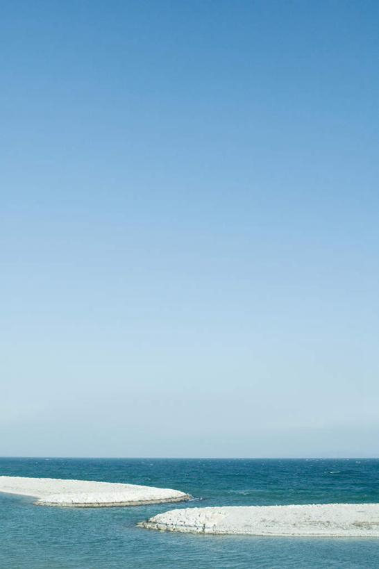 蓝天,天空,自然,海水,天,享受,休闲,广阔,景色,放松,晴朗,一望无际