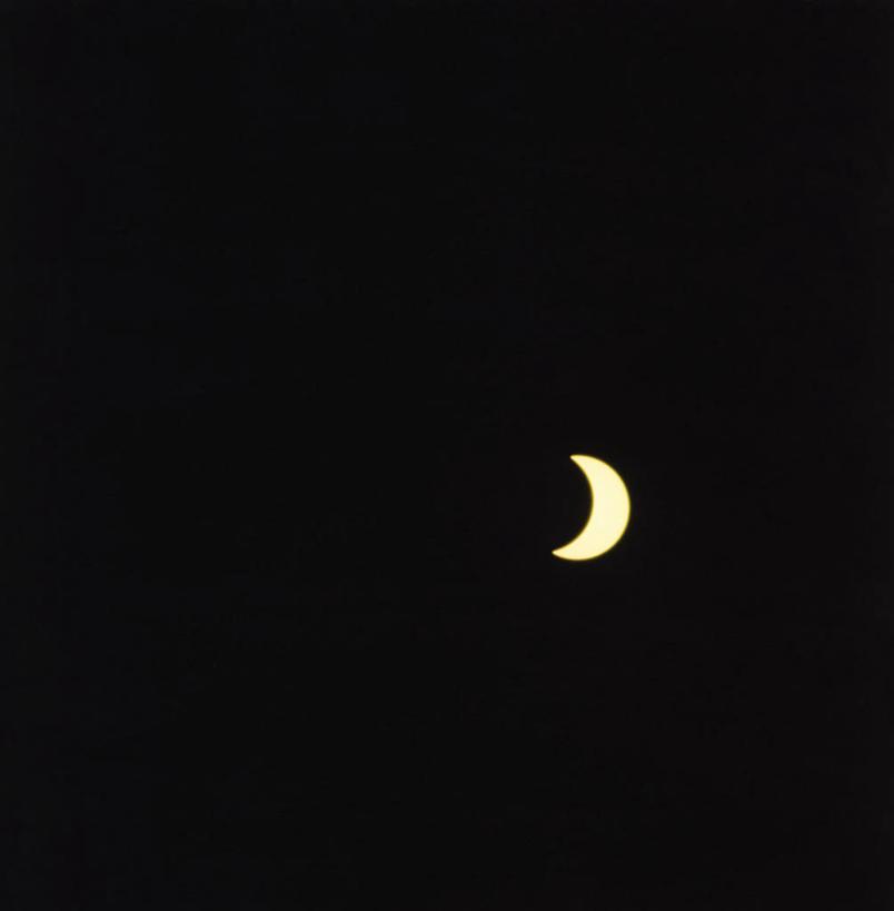 无人,竖图,室外,夜晚,仰视,黑色背景,月亮,月光,一个,白色,单个,明亮