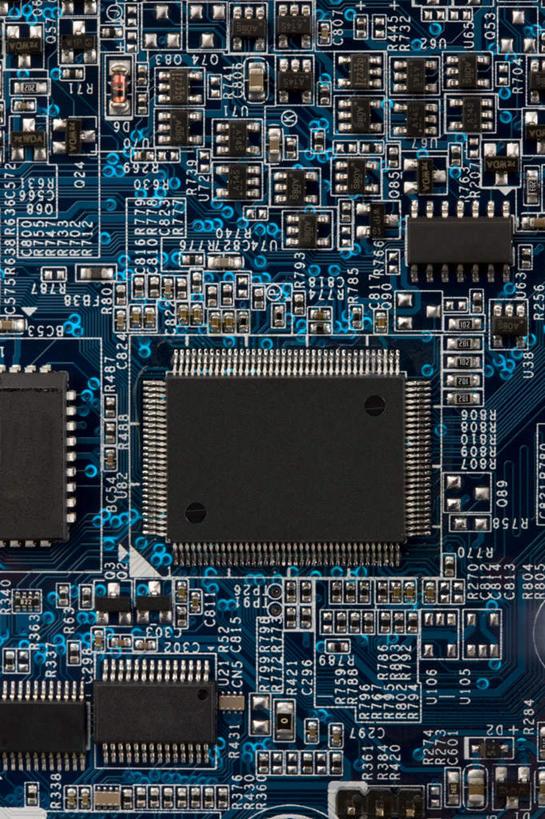 无人,竖图,俯视,技术,数据,蓝色背景,形状,电路板,电器,联系,一个