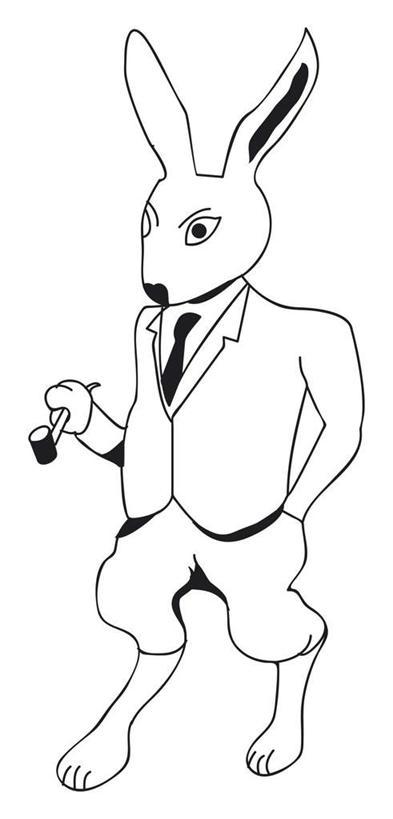 数码,科技,哺乳动物,野生动物,香烟,握,阴影,网络,兔子,领带,高光
