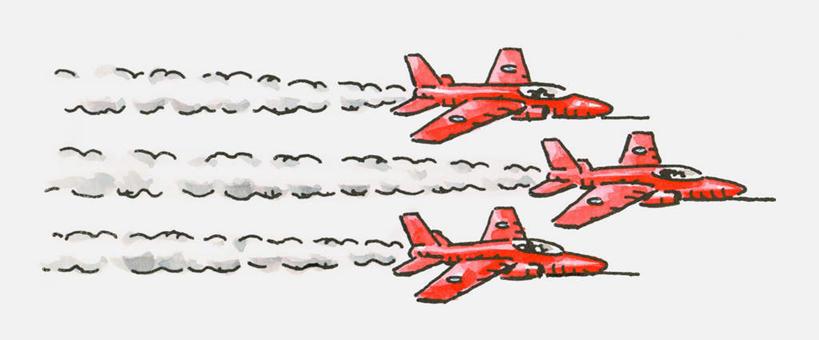 图形,合成,图画,航空,画,排列,红色,交通工具,战争,空军,污染,废气
