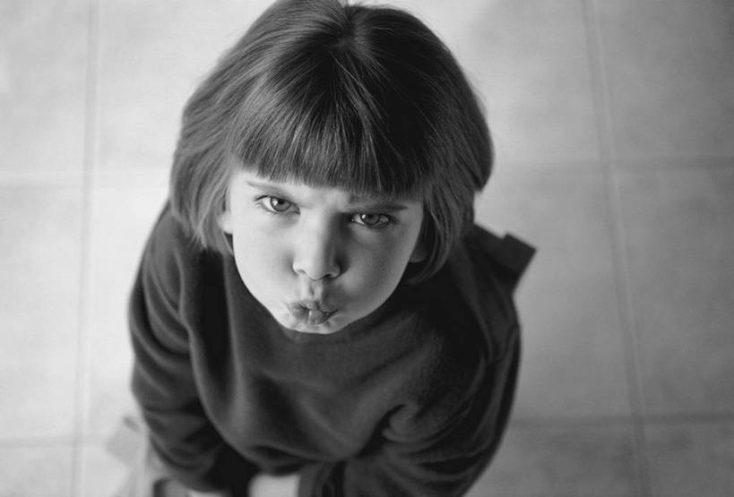 可爱的小孩头像无水印