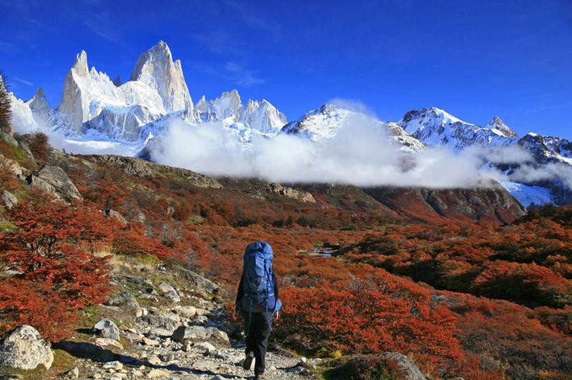 背面,风景,自然,享受,休闲,景色,放松,寒冷,摄影,国家公园,拉丁美洲
