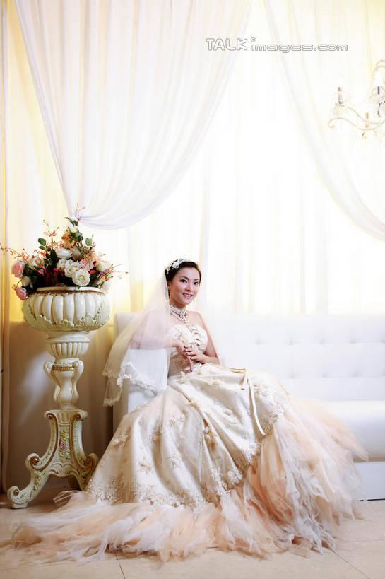 欧式婚纱照椅子