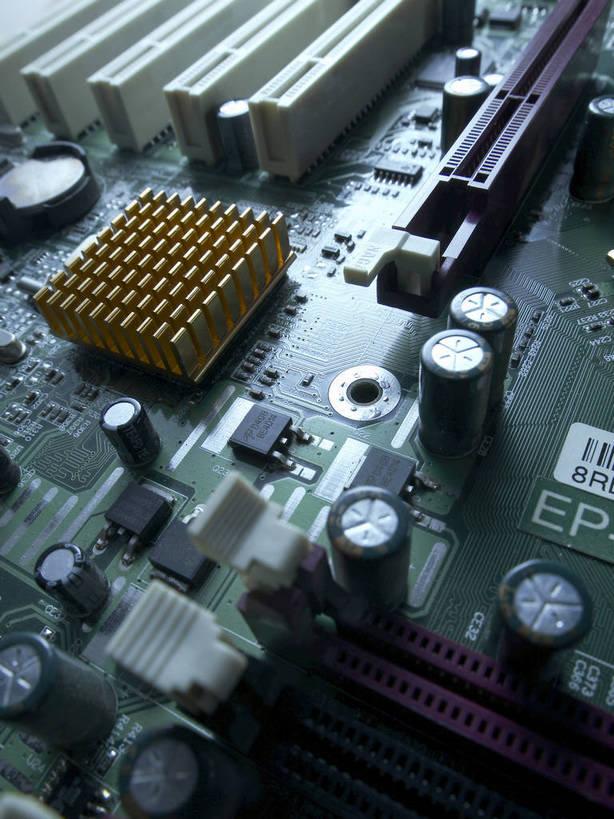 无人,竖图,特写,技术,电子,电路,高科技,科技,静物,主板,电路板,信息