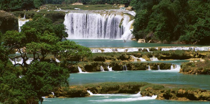 東亞圖片著名風景